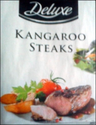 kangaroo steaks